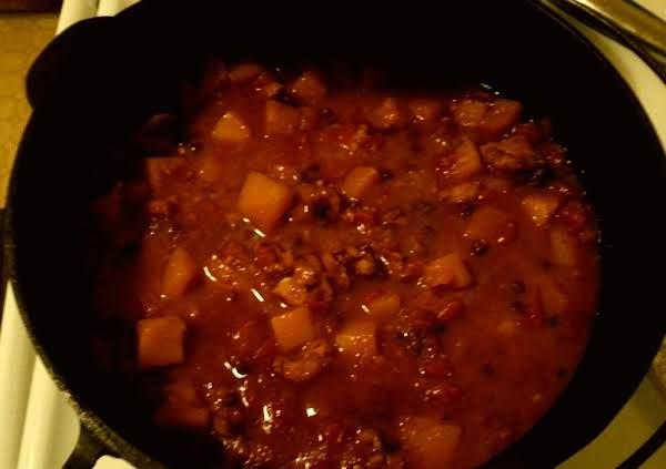 Moroccan Chicken Stew With Butternut Squash Recipe