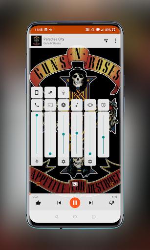 Volume Control Panel Free screenshot 4