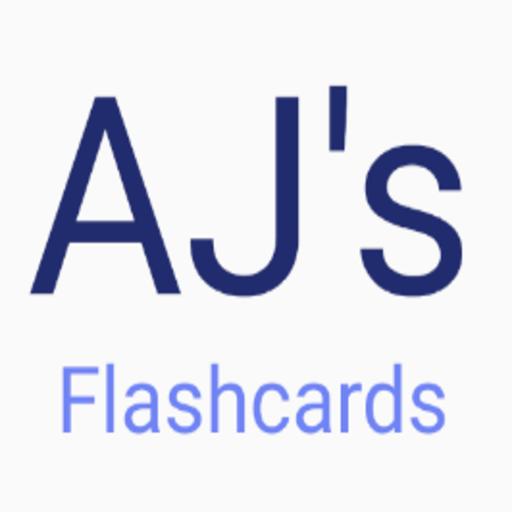 AJ MCAT Cards