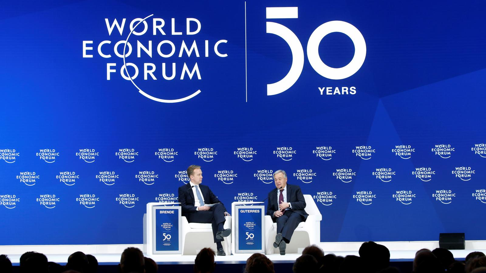 The Davos World Economic Forum