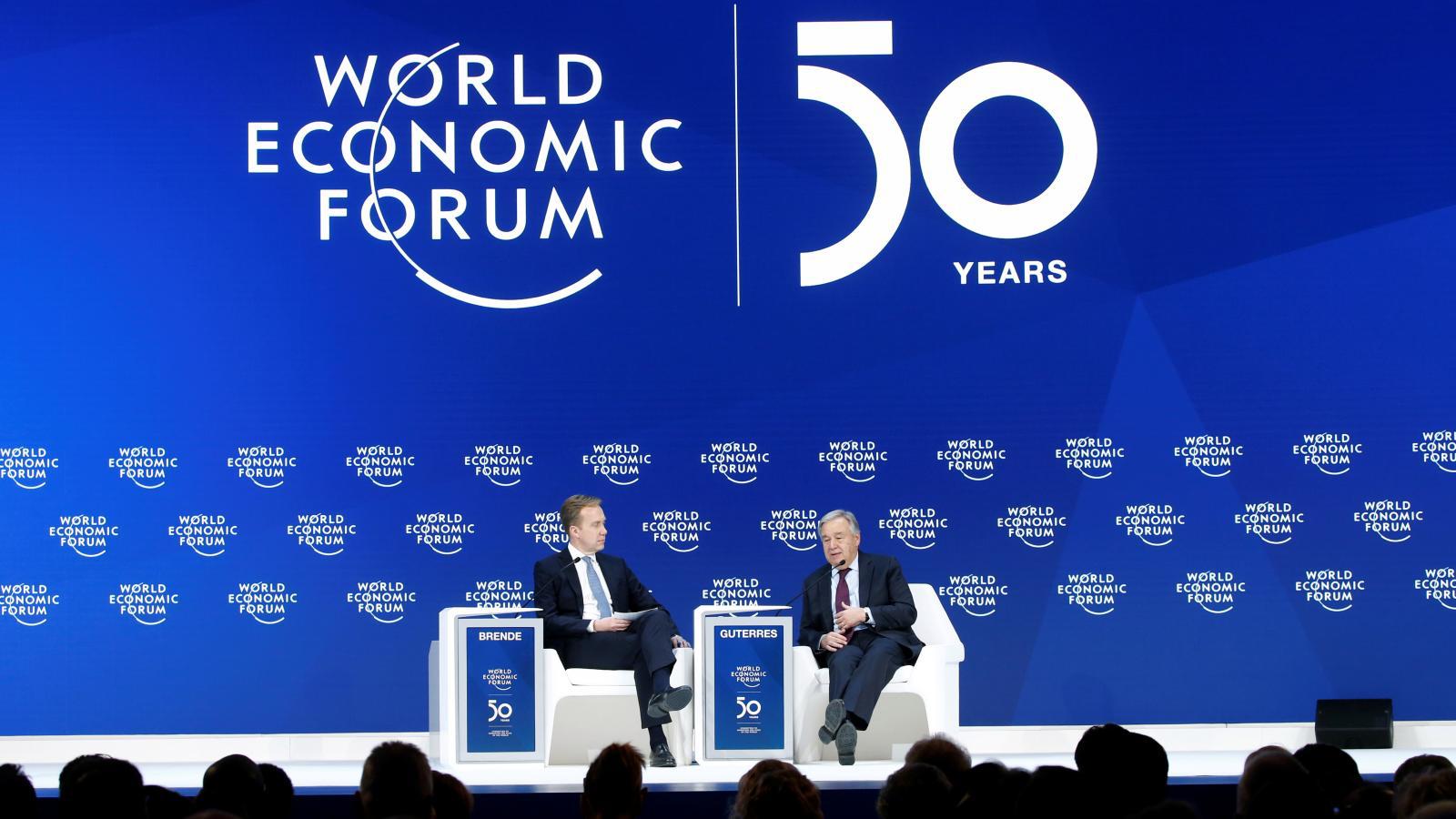 The Davos World Economic Forum