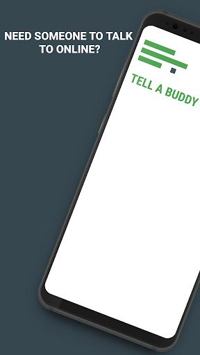 Tell A Buddy - Online Counseling & Life Management 1.9.1 screenshots 1