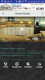 Atlanta's Best New Homes- screenshot thumbnail