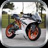 Studie Extreme Bike Racing