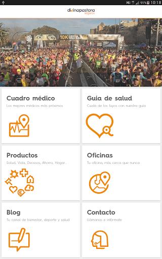 玩免費健康APP|下載Divina Pastora app不用錢|硬是要APP