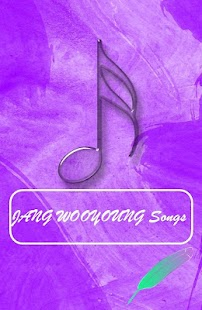 JANG WOOYOUNG SONGS - náhled
