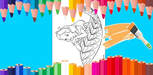 alice cartoon coloring - Aplicaciones en Google Play