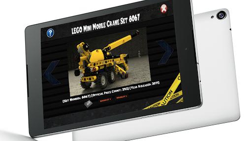 Instructions Lego Technic SE