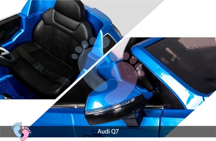 Oto điện Audi Q7 dành cho bé yêu 13