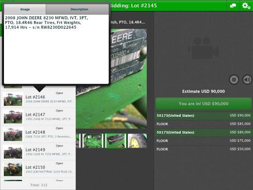 Booker Auction Company 2.0.1 screenshots 6
