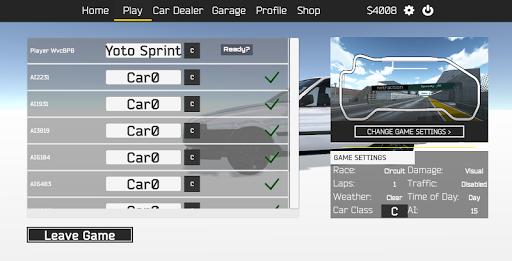 Télécharger Gratuit Tuner Z - Car Tuning and Racing Simulator apk mod screenshots 4