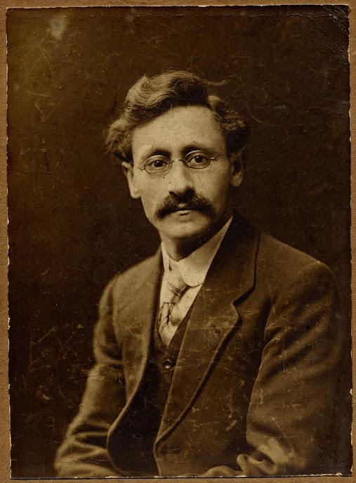 Chapman Cohen c.1900