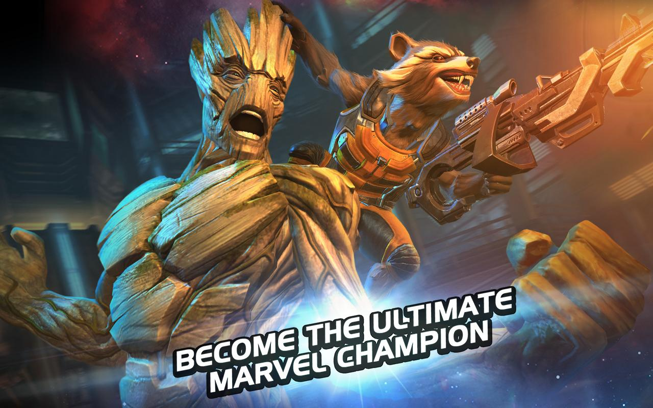 MARVEL Contest of Champions–... 						</div>