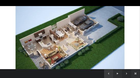 screenshot image - House Model Design