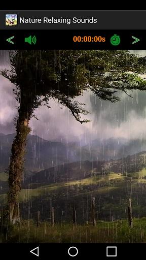 自然放松的声音