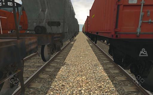 Train and rail yard simulator 1.0.3 screenshots 14