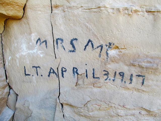 Mrs. M(?), L.T., April 3, 1917