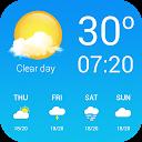 Weather app 4.5