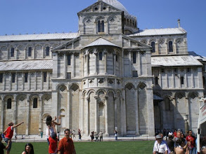 Photo: The Pisa Cathedral