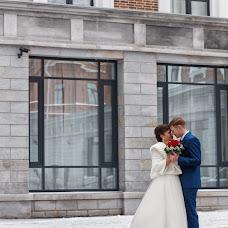Wedding photographer Vasiliy Menshikov (Menshikov). Photo of 09.01.2016
