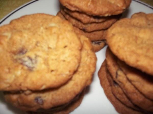 Oatmeal Molasses Cookies Recipe