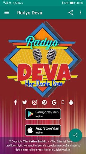 İstanbul Radyo Deva screenshot 6
