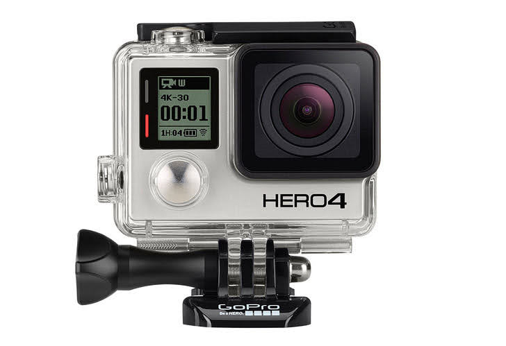 GoPro Hero4 (Photo Gear Guide to Underwater Photography).