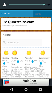 RV Quartzsite- screenshot thumbnail