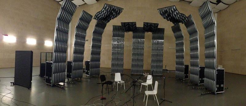 Acoustic shell - Optimale diffusie voor theater en concertzaal