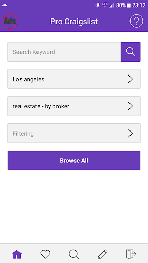 Pro App for Craigslist screenshot