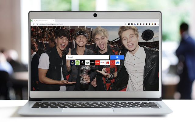 5 Seconds of Summer Search