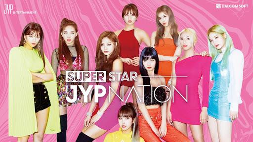 SuperStar JYPNATION 2.8.5 screenshots 1