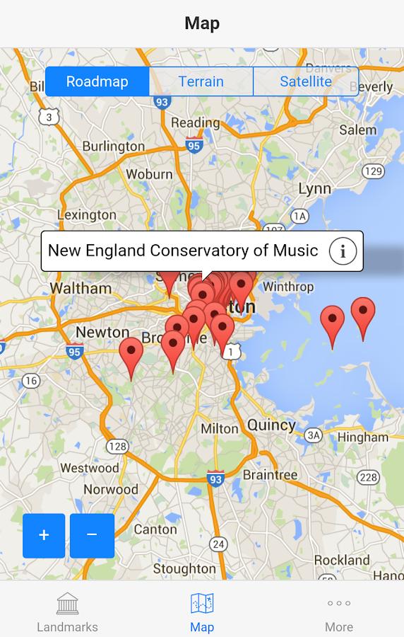 Boston Landmarks  Android Apps On Google Play