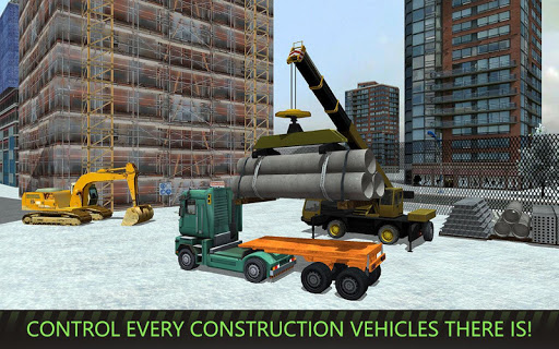USA Truck Driver: 18 Wheeler 1.4 screenshots 14
