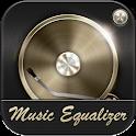 musica equalizzatore icon