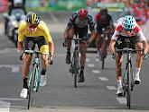 Un groupe de neuf coureurs s'est disputé la victoire sur la sixième étape de l'UAE Tour