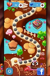 Choco Match Crush Mania APK screenshot thumbnail 1