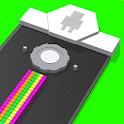 Color Saw 3D icon