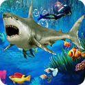 Hungry Shark Attack Sea World icon