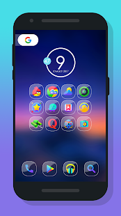 Oreny - Icon Pack Screenshot