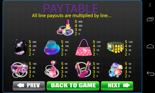 Fashion Slots - Slots Machine - Free Casino Games 1.2.9 screenshots 13