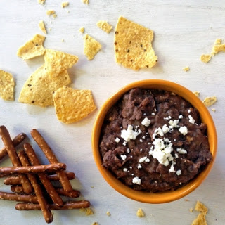 Black Bean Dip with Feta