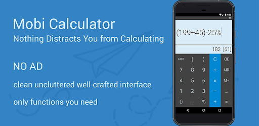 Mobi Calculator free & AD free! - Apps on Google Play