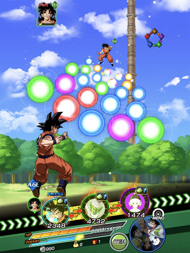 DRAGON BALL Z DOKKAN BATTLE screenshot 8