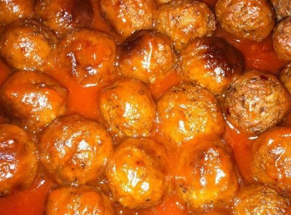 Easy Apricot Meatballs Recipe