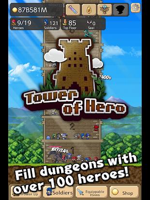 Tower of Hero- screenshot thumbnail