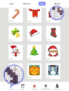 Nonogram –  Picture Cross & Picross Logic Puzzles 6