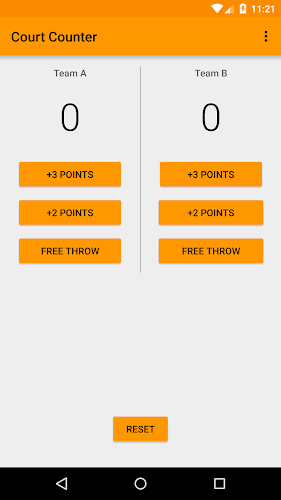Court Counter App