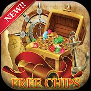Gold Treasure Map - Free Slots Machines Jackpot