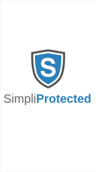 SimpliProtected- screenshot